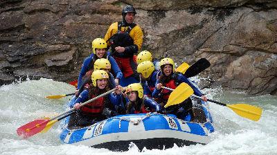 rafting pays basque kayak de mer pays basque