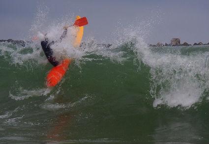 kayak surf pays basque