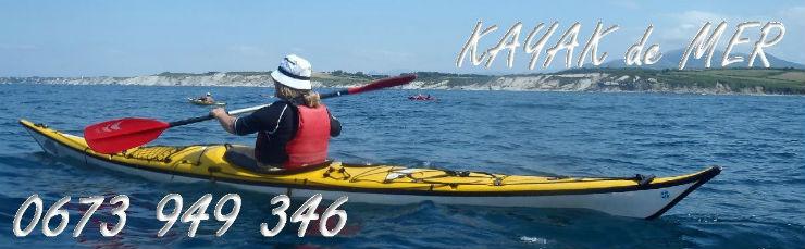 kayak de mer au pays basque faire de la randonnée en kayak de mer au pays basque