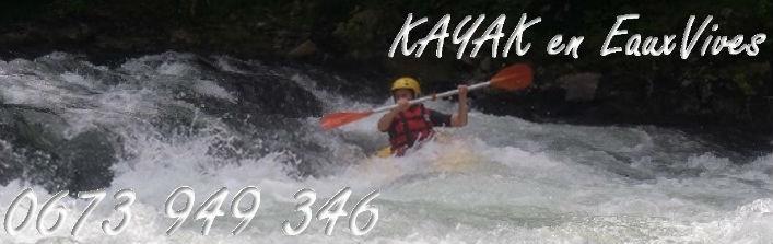 kayak pays basque faire du kayak rigide en eaux vives sur les rivières du pays basques