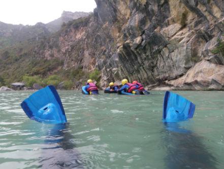 hydrospeed avec nckd au pays basque