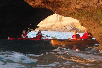 kayak de mer biarritz pays basque faire du kayak au pays basque