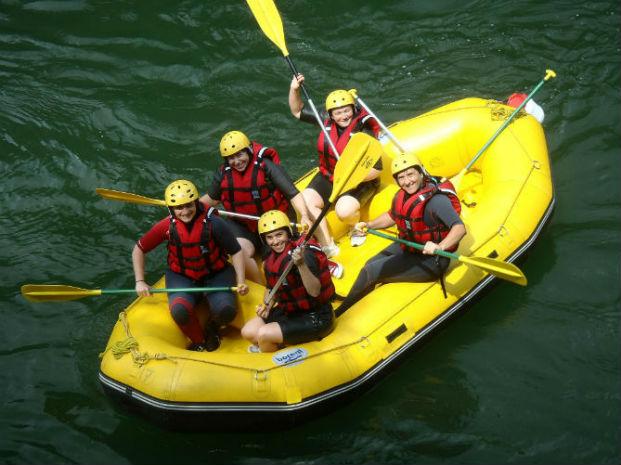 rafting pays basque nckd